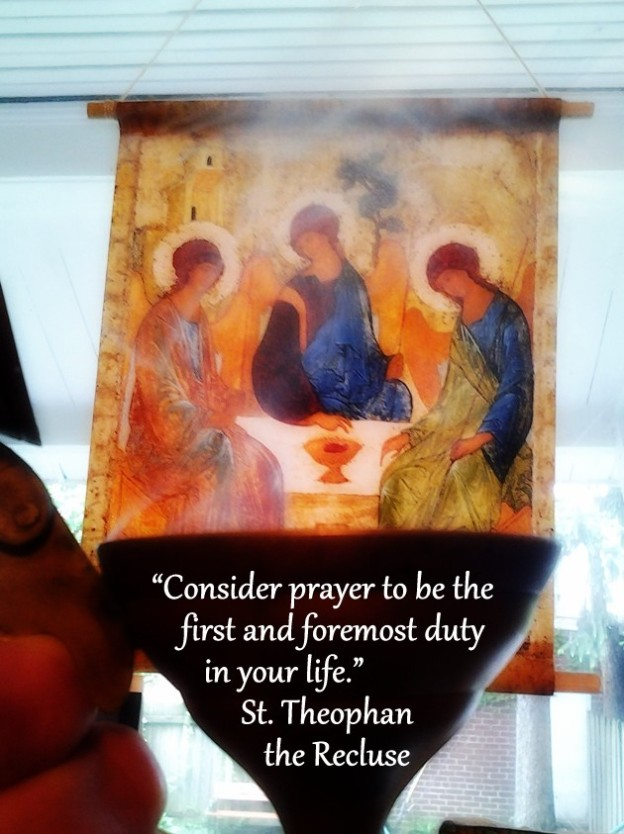 The Church Fathers on Prayer | Orthodox Christian Parenting