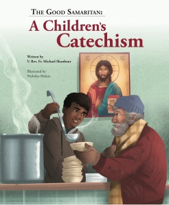 CHILDRENS CATECHISM - COVER, FRONT copy